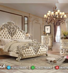 Luxury Bedroom Desain King Size BK-462