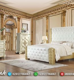 Desain Bedroom Royal Luxury Unik BK-464